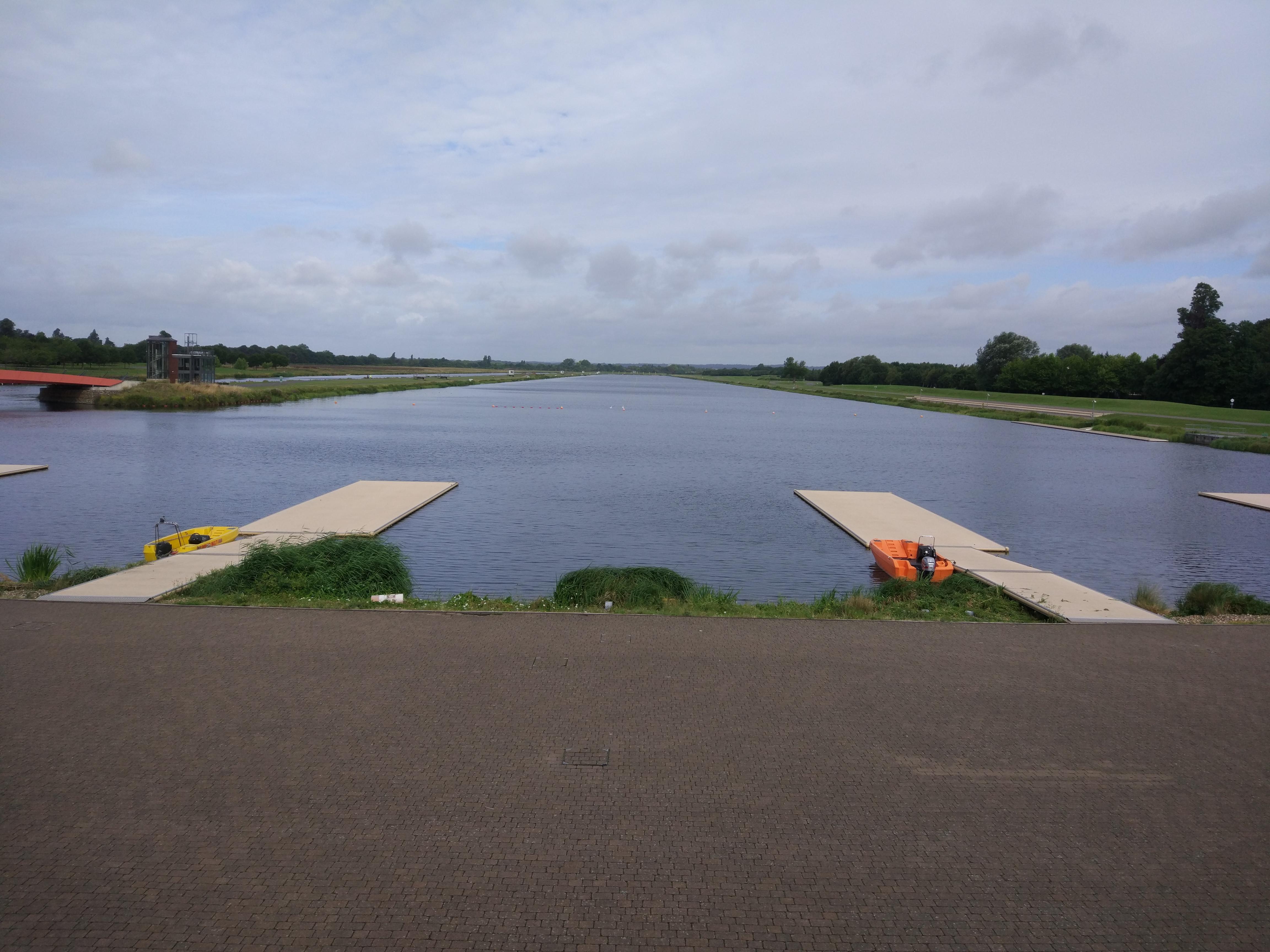 Eton Rowing Lake