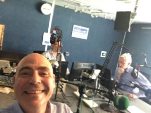 David Horne at MarlowFM