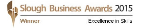 Company logo of SLough business awards