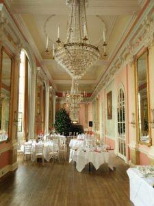Danesfield House Ball Room