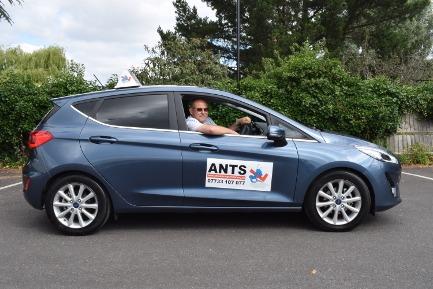 Ants Driving School Slough