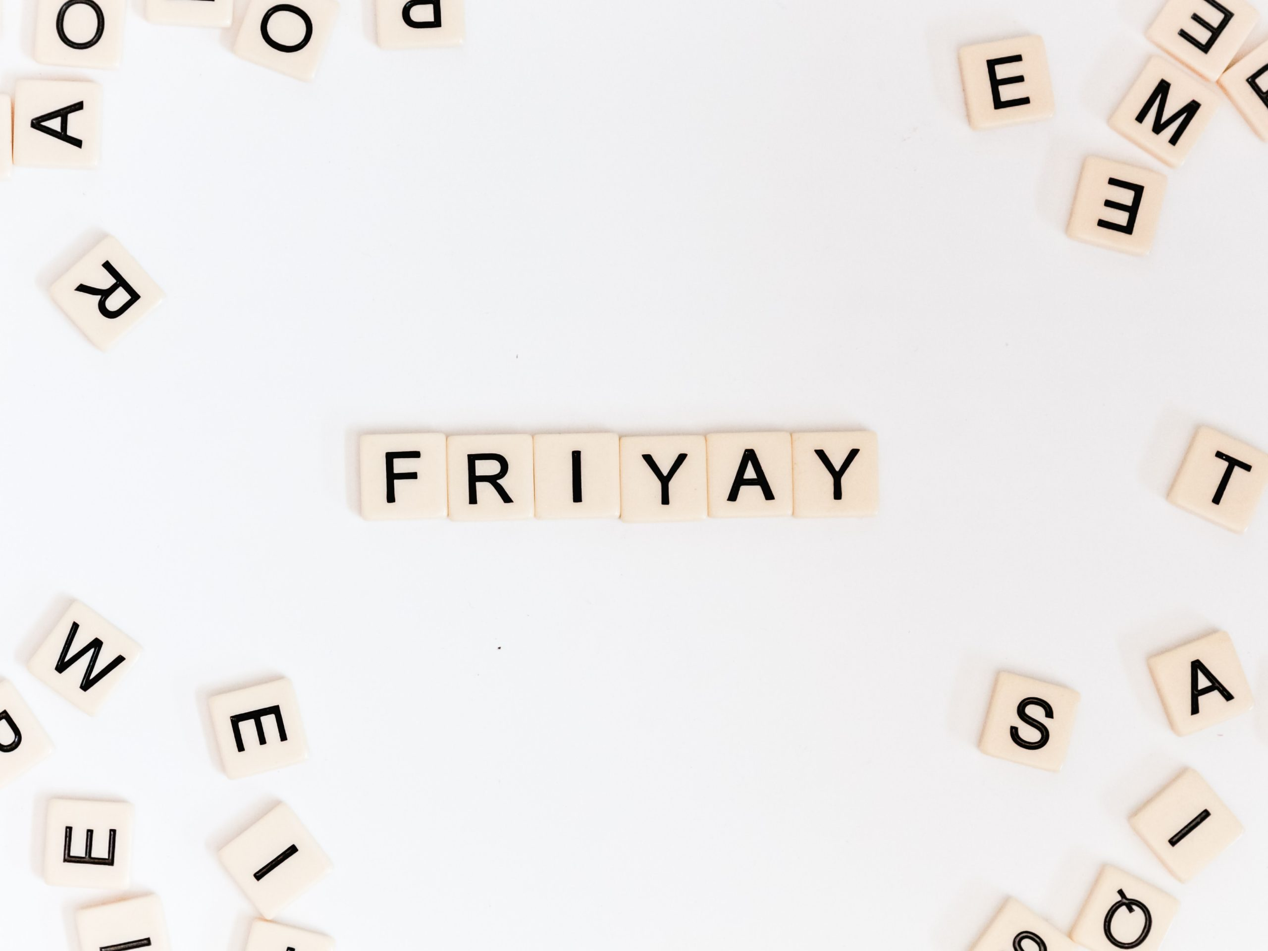 Misspelling of Friday