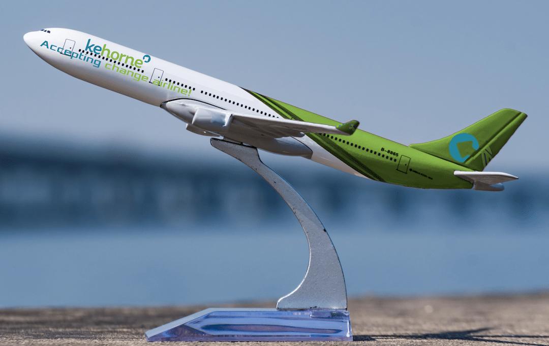 Kehorne Branded Model Airplane