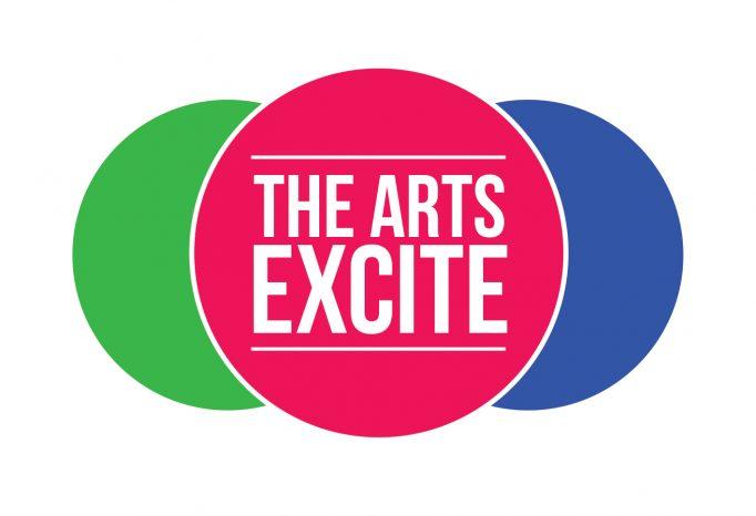 The Arts Excite's Logo