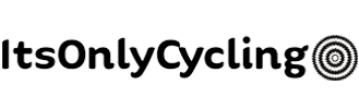 Its only cycling logo